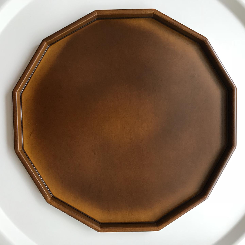 다각 트레이 (혼밥이나 다과상 트레이로 좋아요)