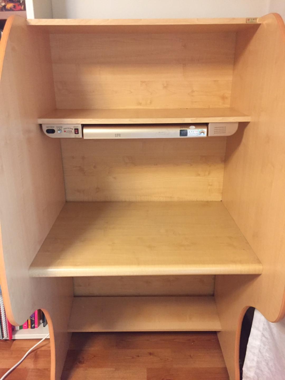 (무료)스마트 독서실 책상의자 세트
