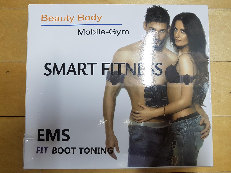 EMS 복근단련기. 팔,다리 단련기. 저주파마사지기. 복부 마사지기