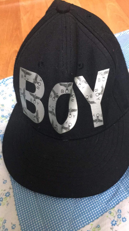 보이런던 모자