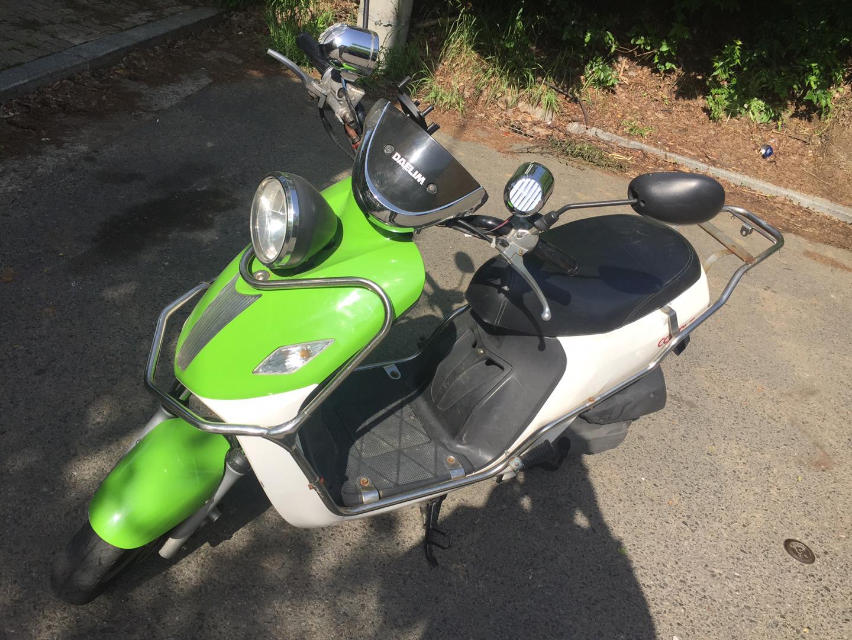 좋아은 중구 오토바이 50cc 2013