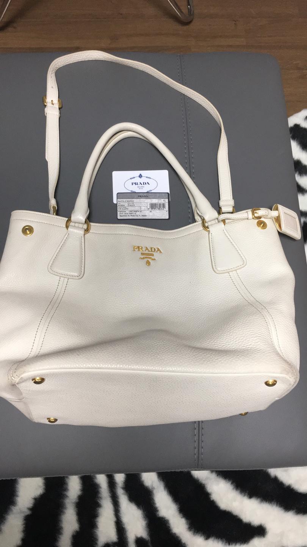 프라다 가방(정품)