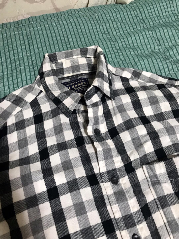 유니클로 체크 셔츠, 남방