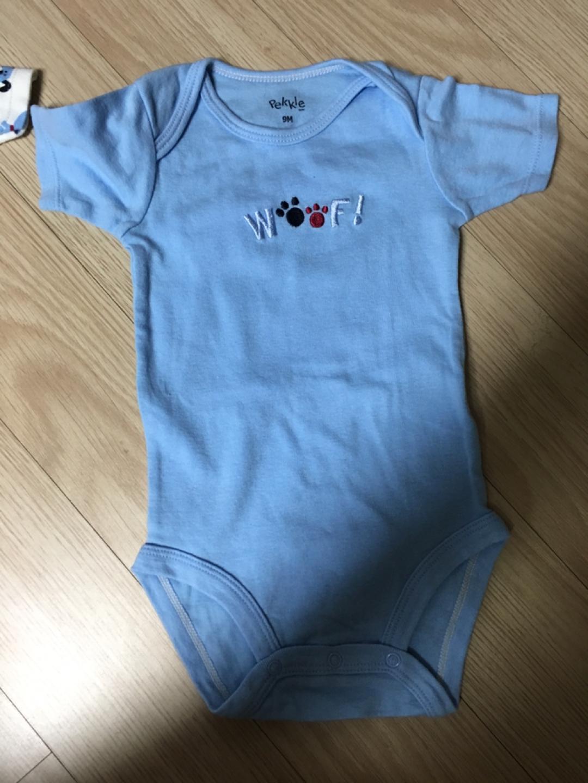 아기 점프수트 3-5개월 아기 옷