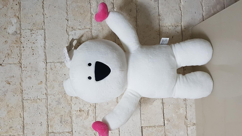 오버액션토끼인형60cm
