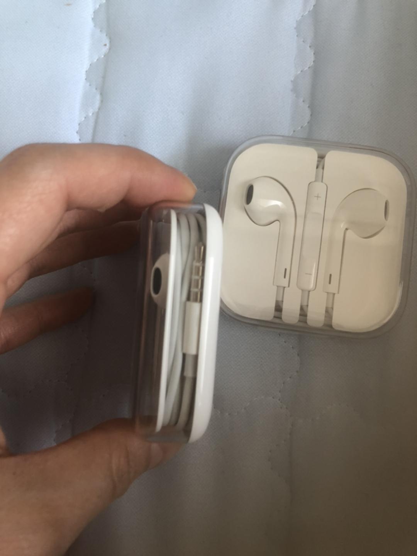 아이폰 이어폰(미개봉)