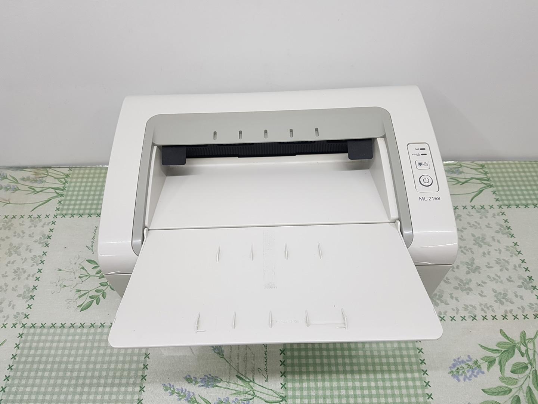 삼성 흑백 프린터 ML-2168 팔아요