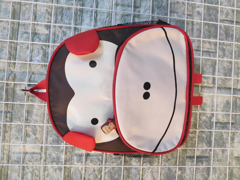 고릴라 케릭터 가방