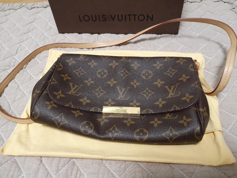 루이비통 페이보릿 가방(정품)