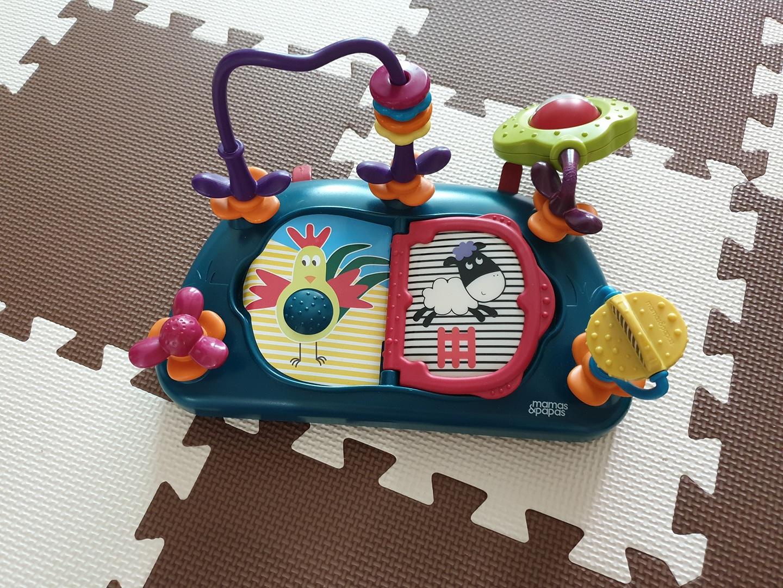 마마앤파파스 버드,스너그 트레이장난감