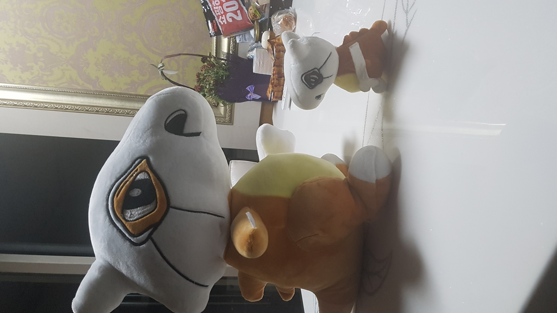 포켓몬탕구리인형2개6000원