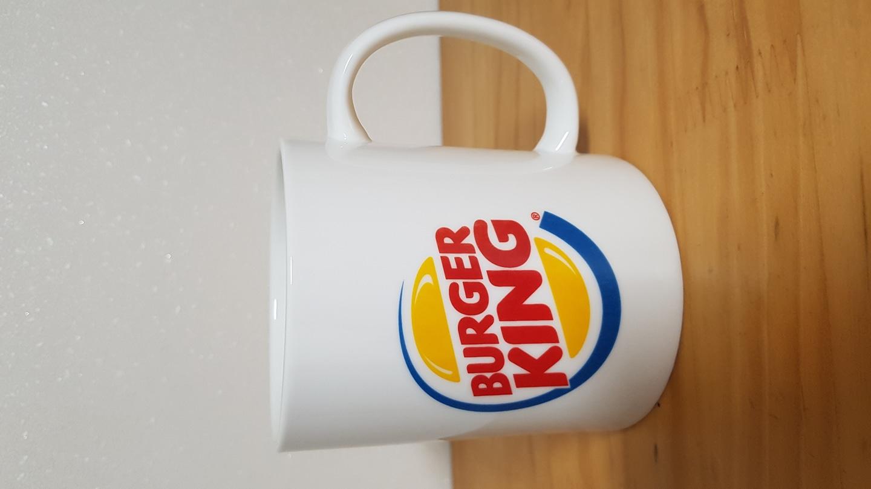 버거킹 머그컵