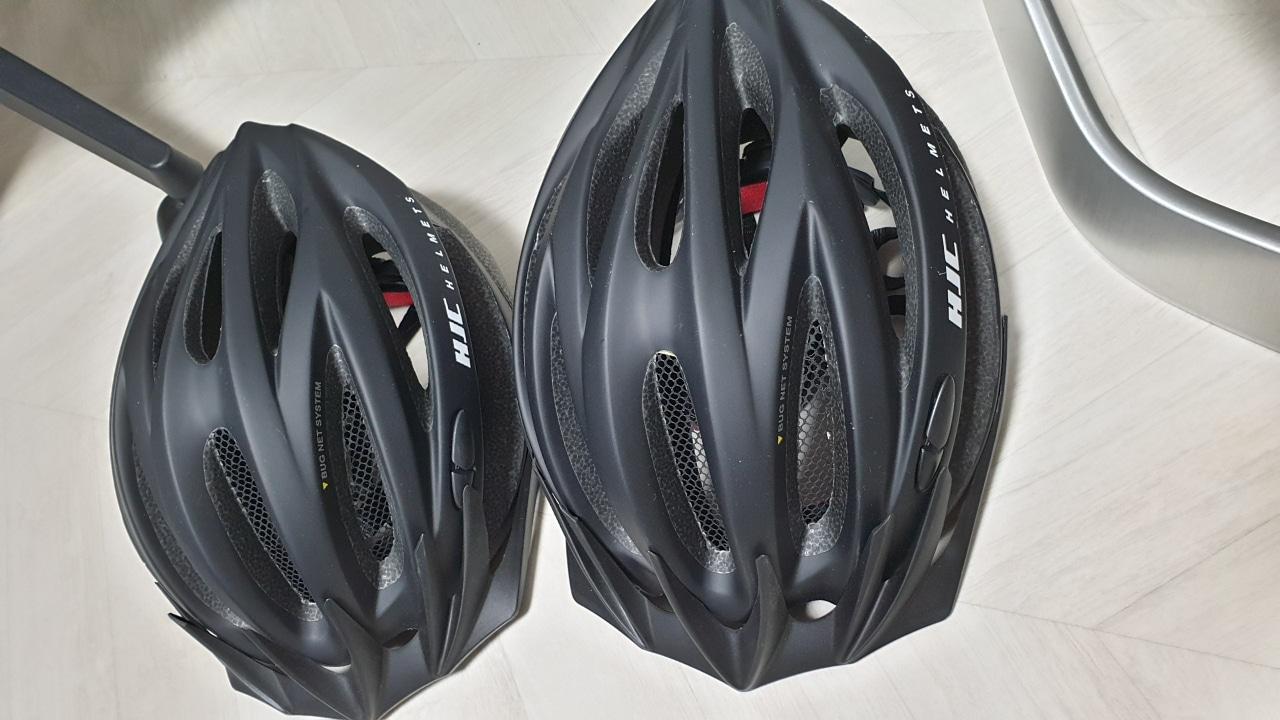 자전거 헬멧 홍진 r4