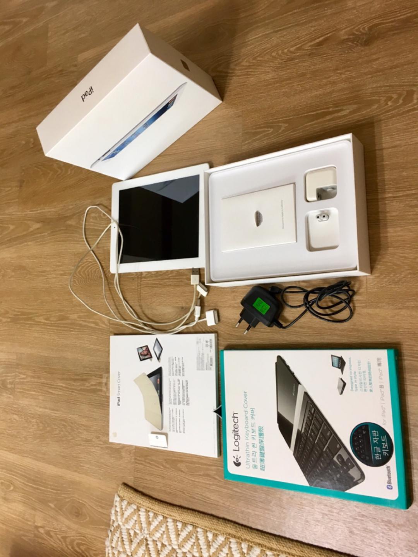 뉴 아이패드(아이패드3)팝니다 wifi 32g 가격 협상 가능