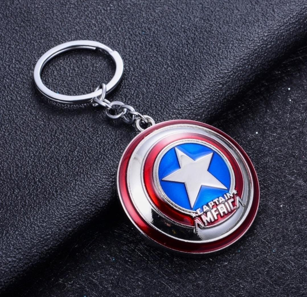마블 어벤져스 키홀더 캡틴아메리카, 아이언맨, 토르, 블랙팬서, 타노스 등