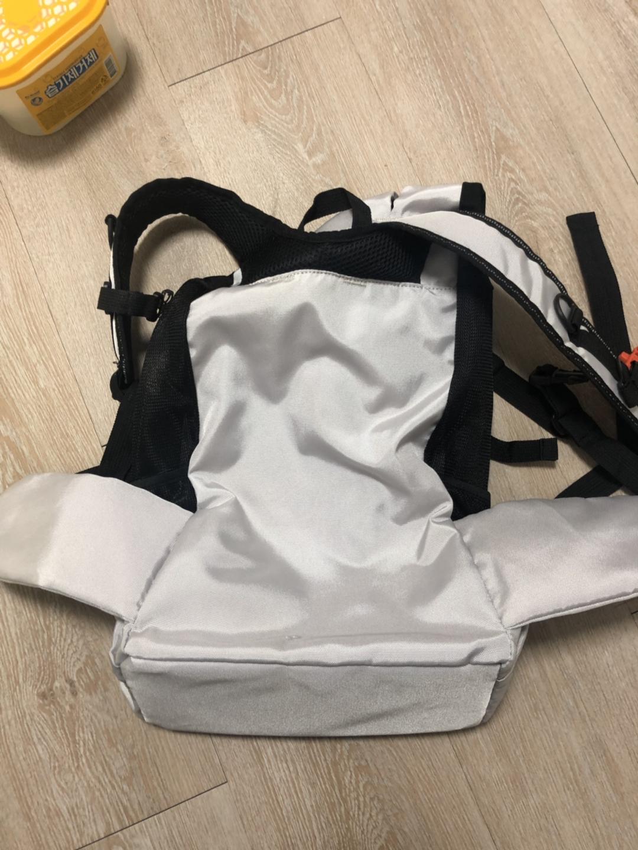 강아지 어부바 가방