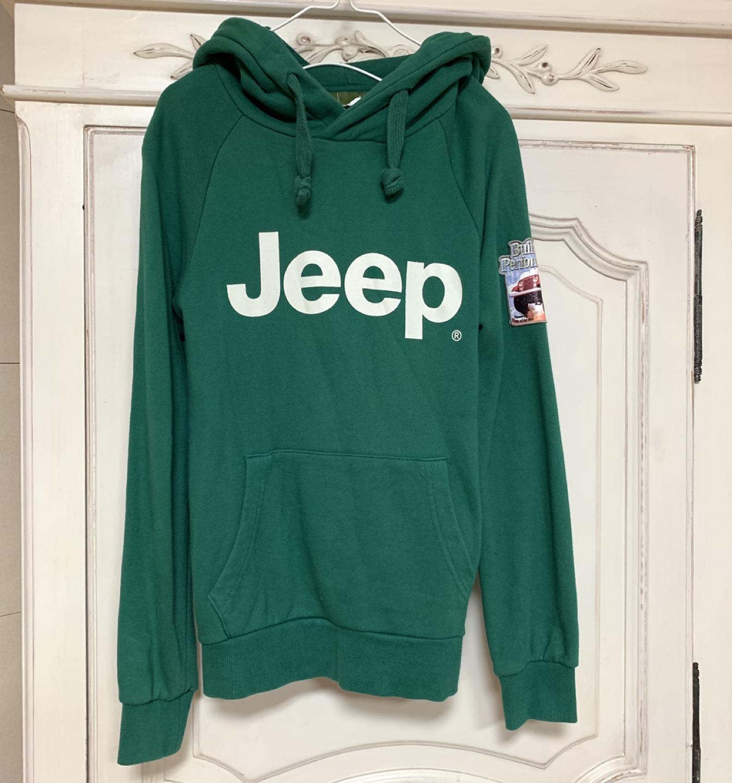 Jeep 후드티(정품)