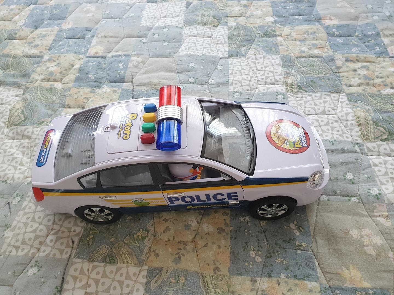 뽀롱뽀롱 뽀로로 출동 경찰차