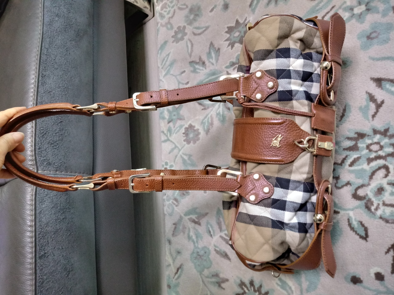 정품 버버리 가방