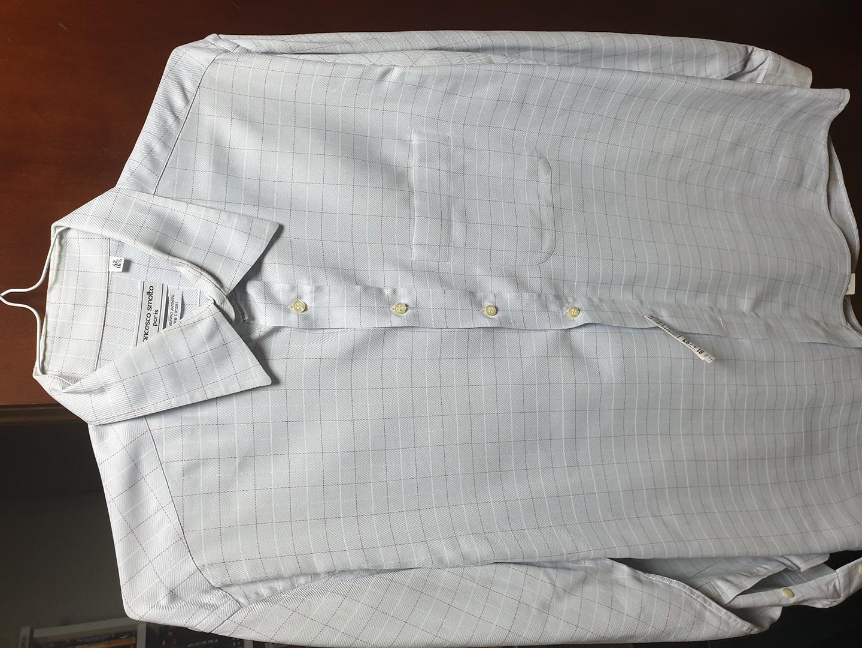 Francesco Smalto(스말토) 남성용셔츠 XL 105