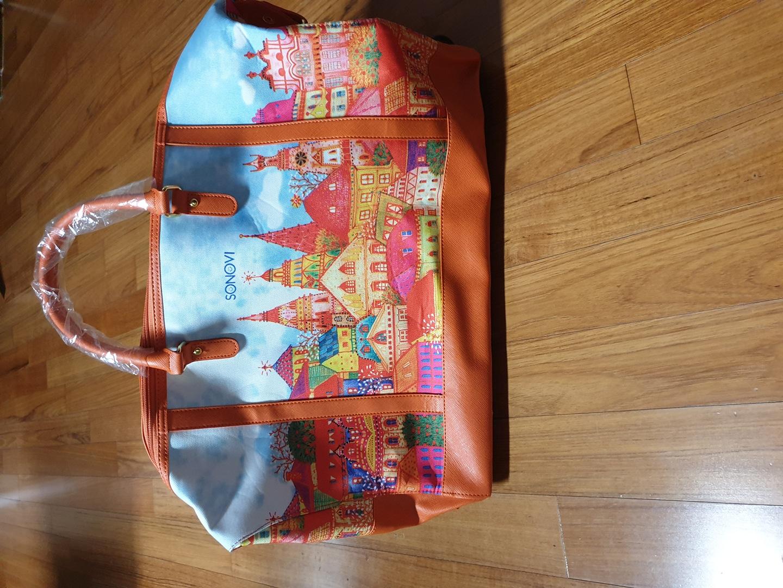 여행용 새 가방!
