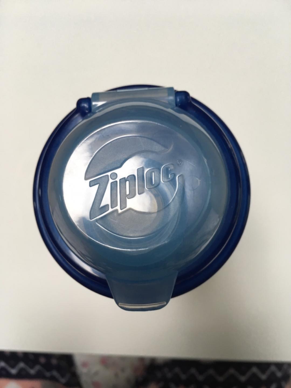 Ziplock Water Bottle 쉐이커 430ml