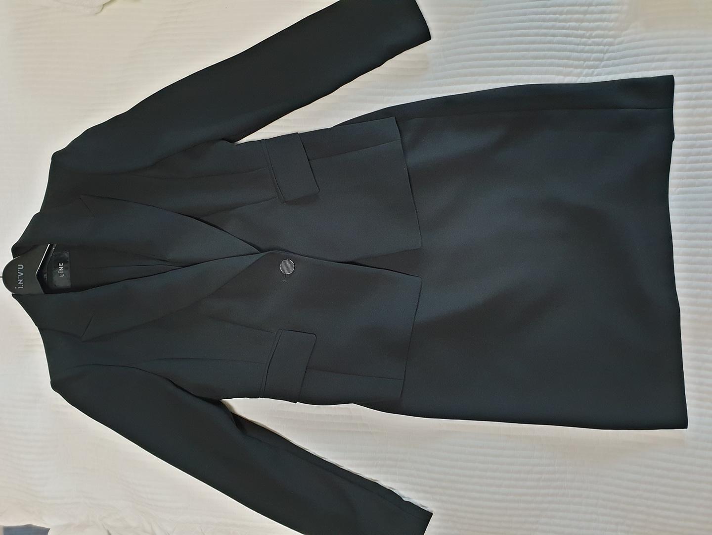 라인 정장세트(자켓,치마,나시전부)