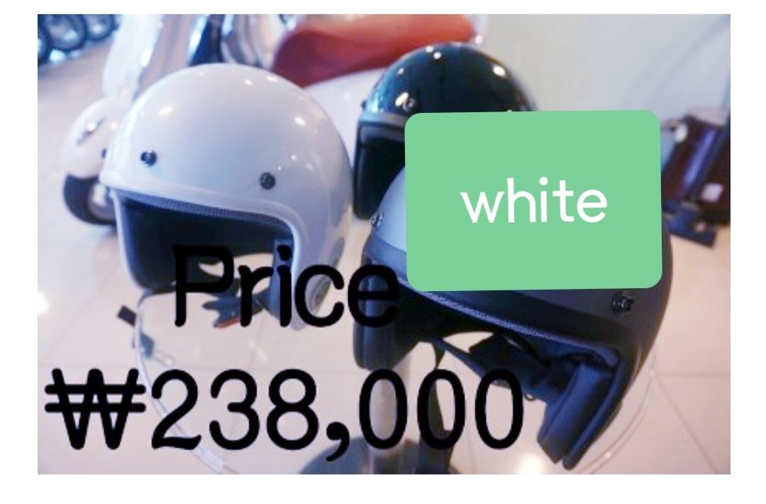 베스파 헬멧 (오토바이용)~가격 다운!