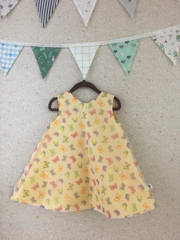 아기여름원피스(새옷)