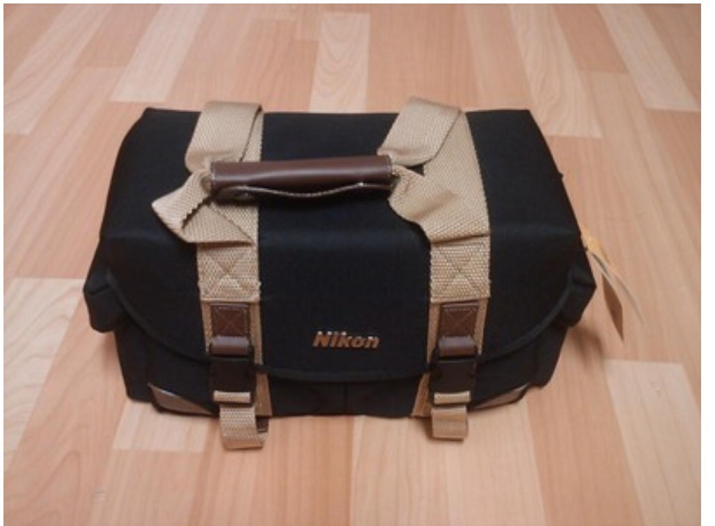 니콘 프리미엄 백 2 카메라 가방 새상품