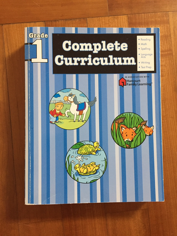 Complete Curriculum: Grade 1  (미국 초1 교과)