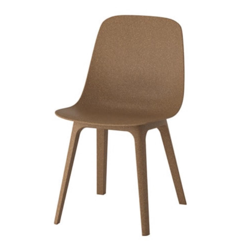 오드게르 이케아 의자