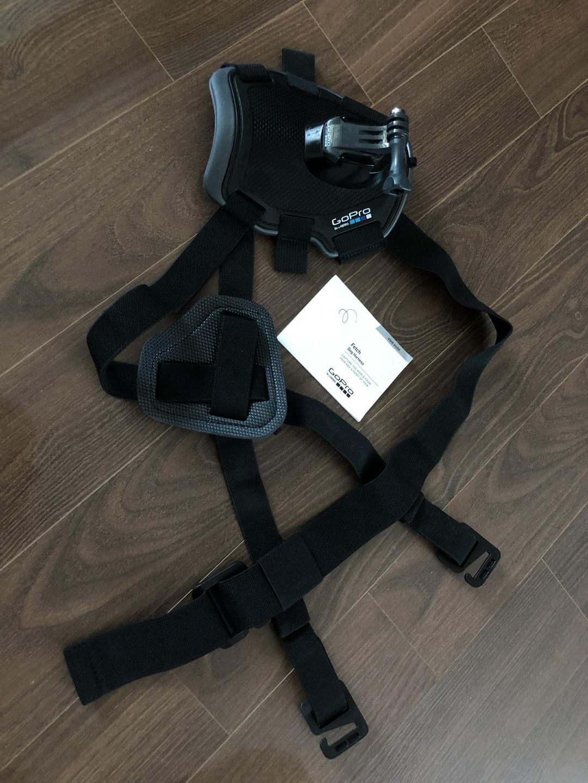 고프로 도그 하네스 (Fetch dog harness)