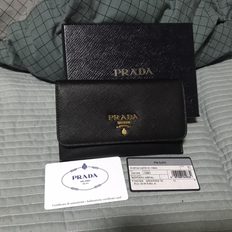 프라다 정품 사파이노 지갑