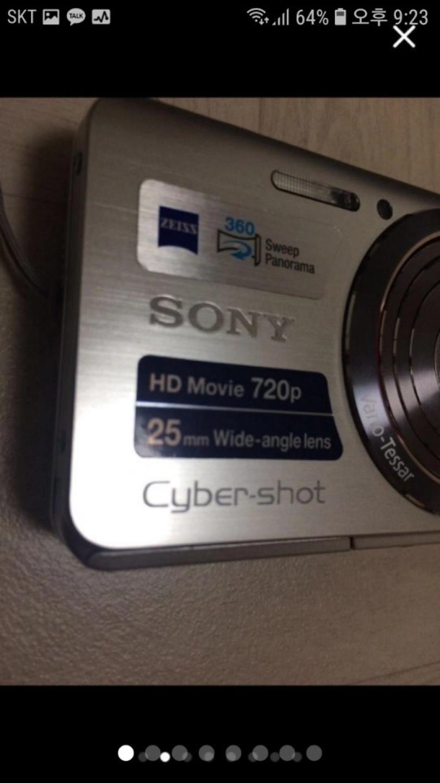 SONY 카메라