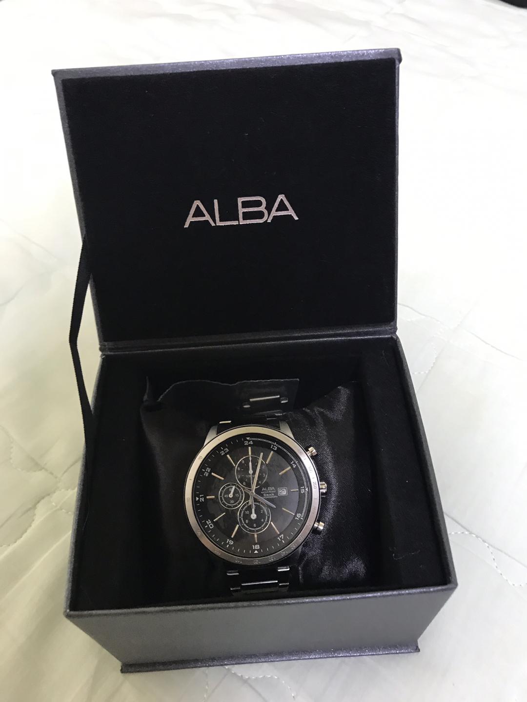 세이코알바 시계