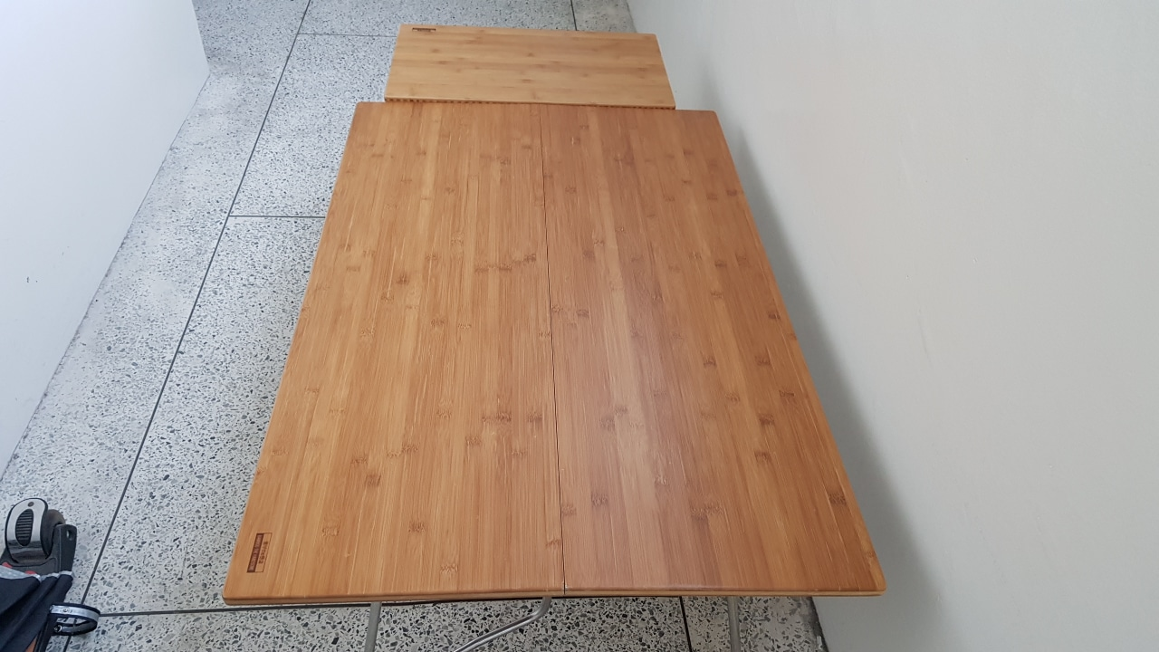 뱀부 원액션테이블+사이드 테이블