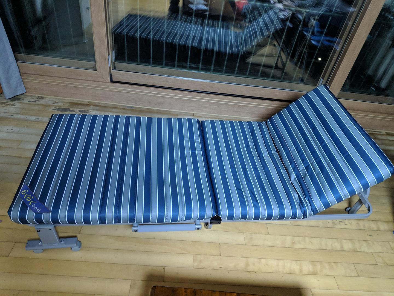 라꾸라꾸 접이식침대 1인용 간이침대