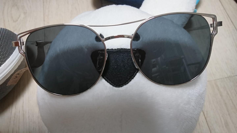 waza 여성 썬글라스 선글라스