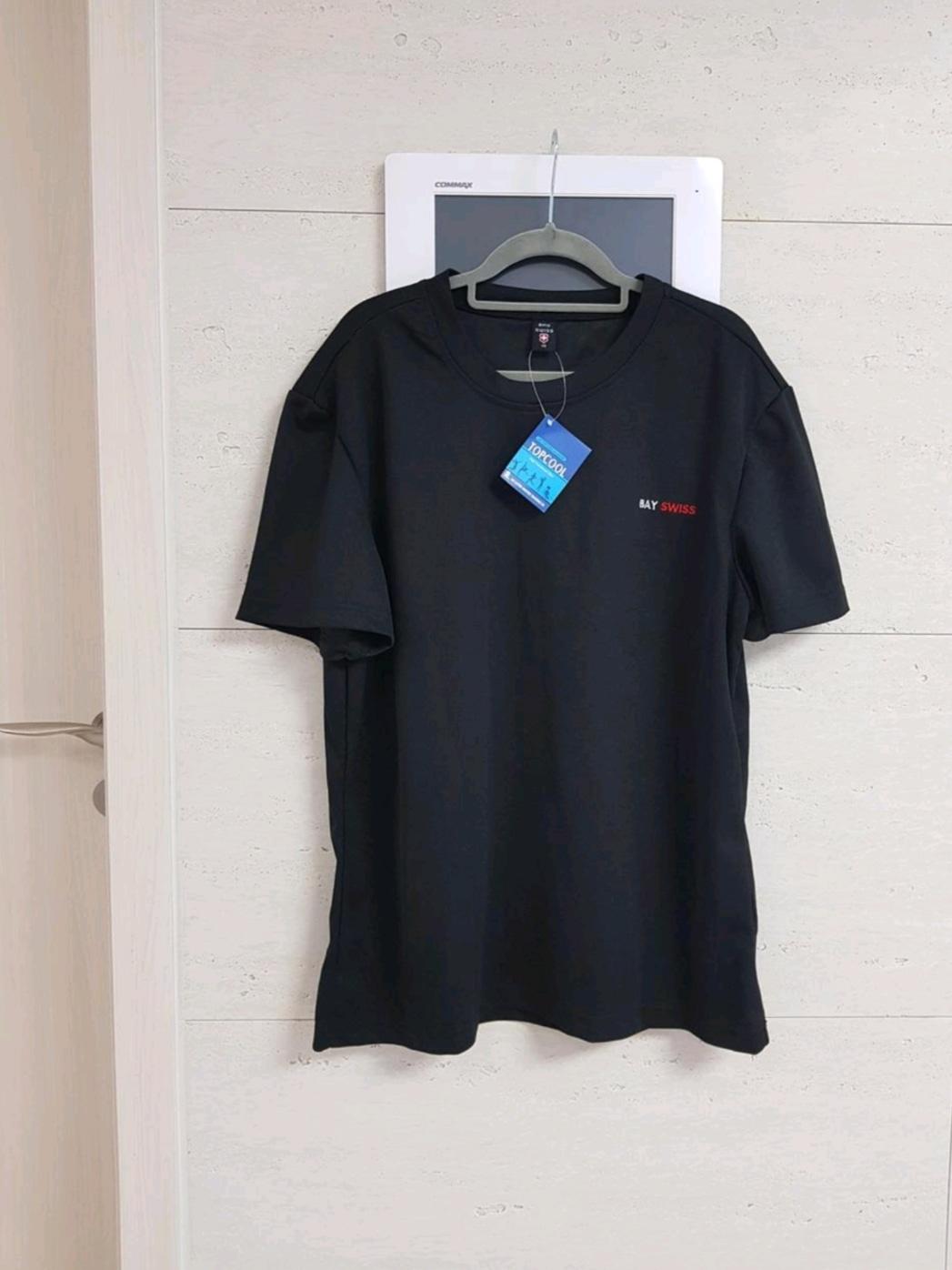 새상품♡ 라운드 반팔 티셔츠