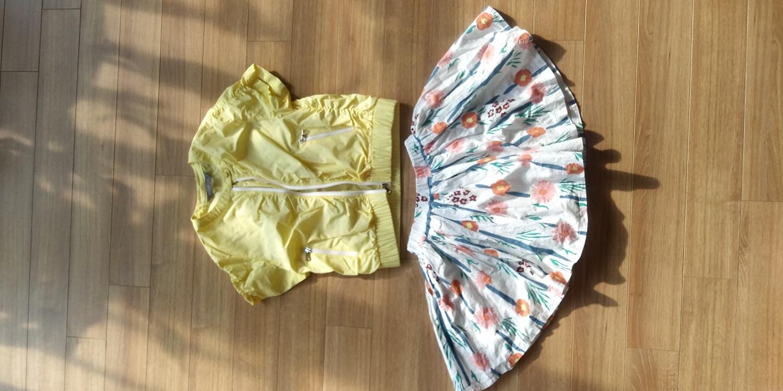 여아 여름옷(갭, 몬순, 짐보리외) 키100~110센티