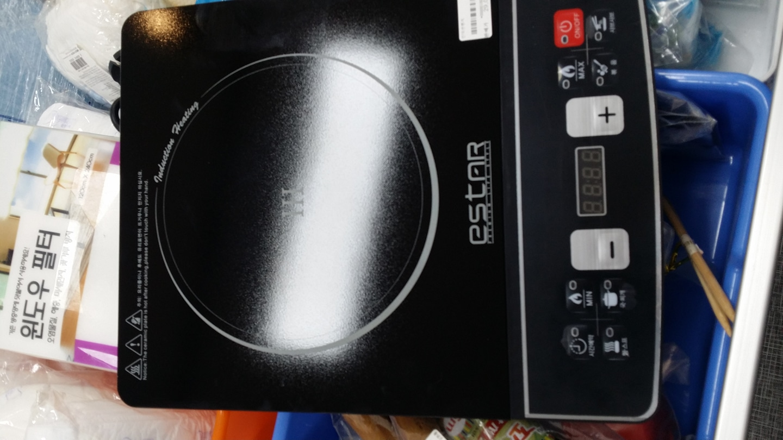 """이스타 IH 인덕션렌지 EIH-3100P 2만9천원  """" 포르모벼룩시장 """""""