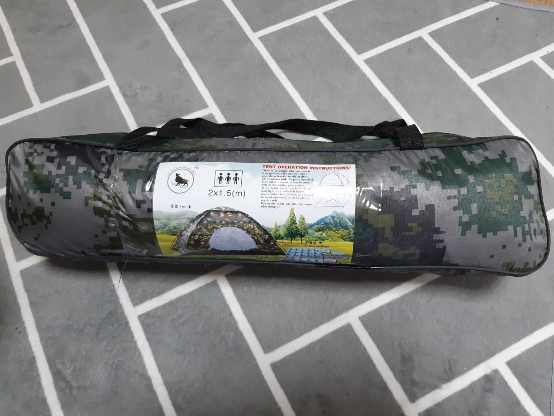 초경량 텐트(사용x)