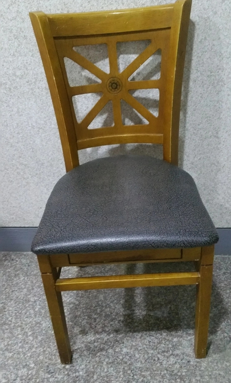 의자 1개