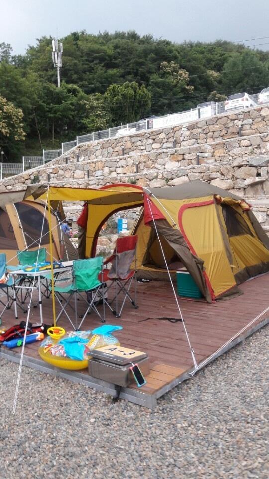 버팔로 텐트,타프스크린