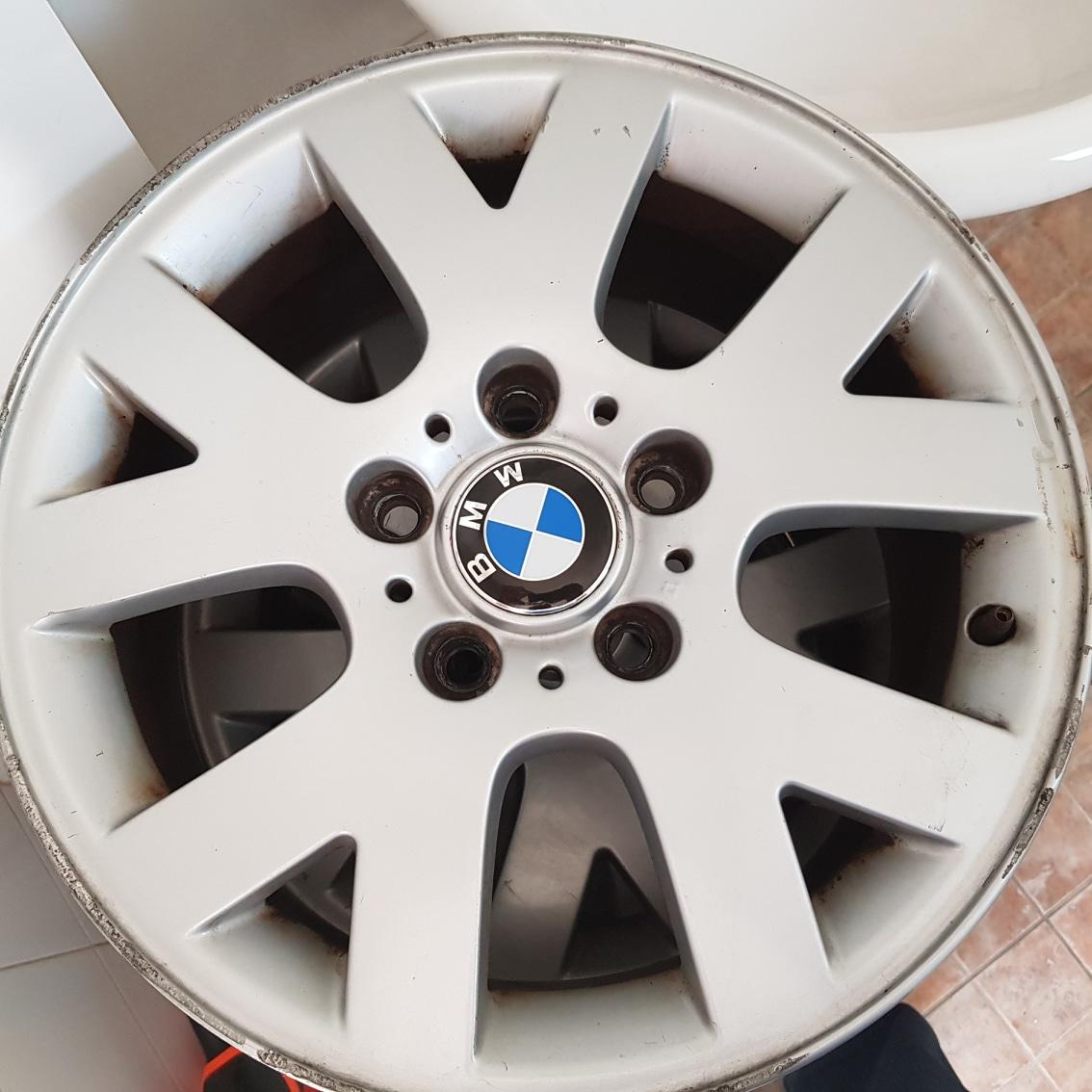 BMW 정품 휠 16인치 4개