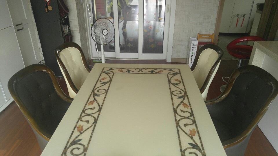 이사정리) 4인 식탁의자(개당 구입가능)