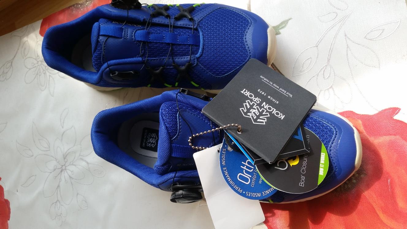코오롱스포츠 신발