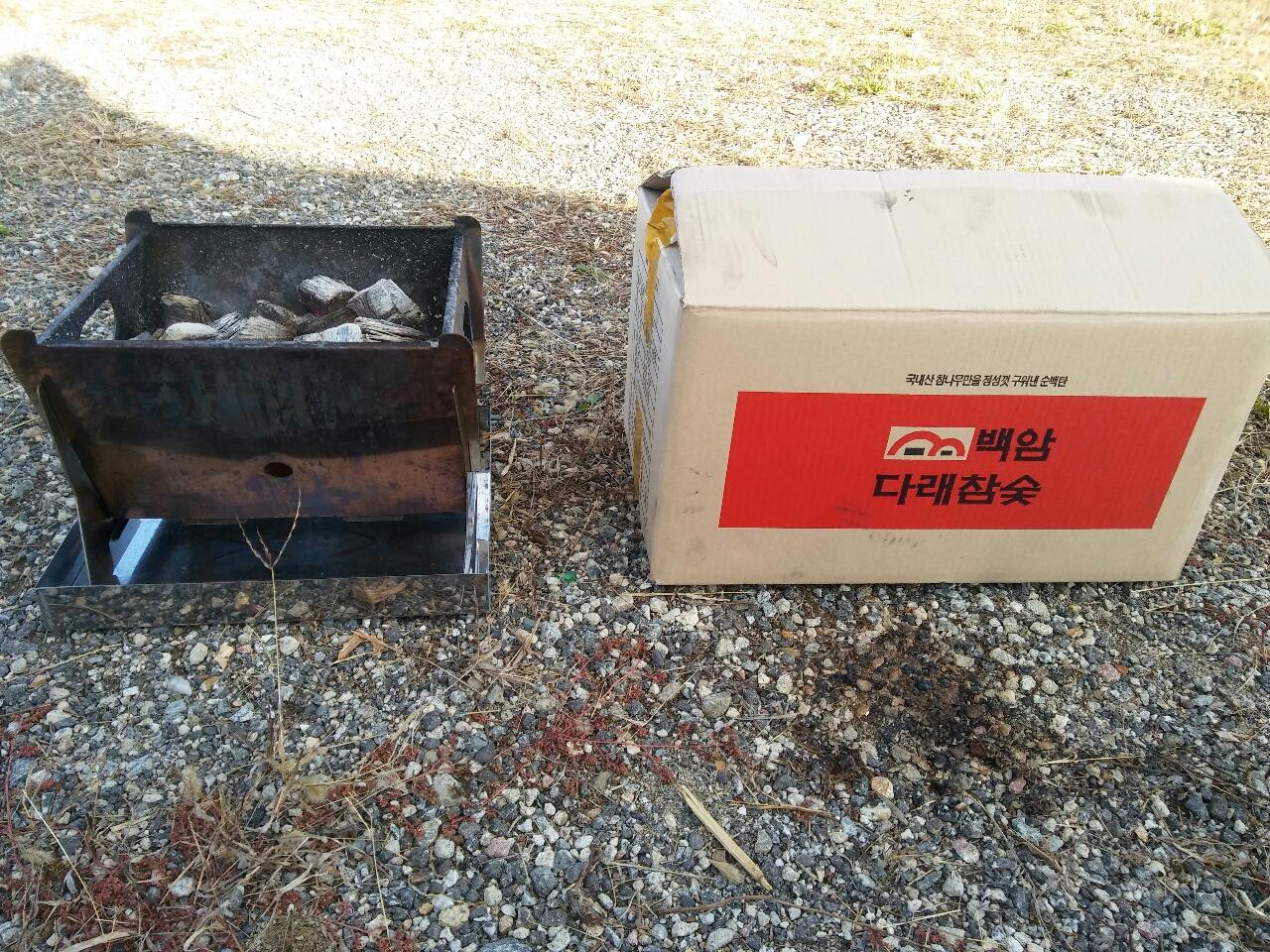 다래참숯 - 국산 굴참나무 참숯 백탄 5kg/10kg