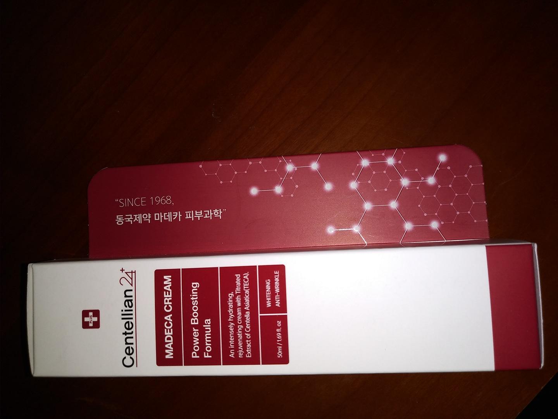 동국제약마데카크림피부과학Centellian24+파워부스팅포플러